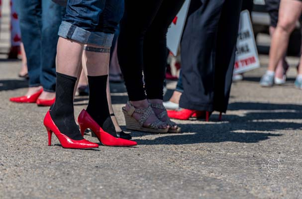 PACE to host Walk a Mile in Her Shoes