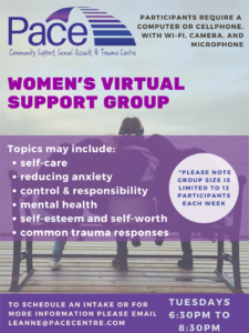 Women's Virtual Support Group