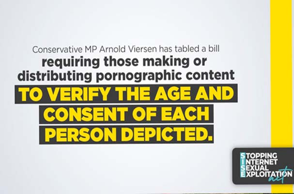 MP Vierson introduces the SISE Act