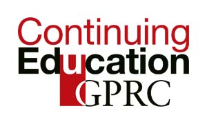 Continuing Education GPRC logo