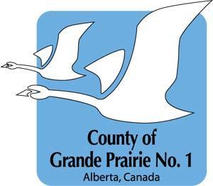 County of Grande Prairie No 1 logo