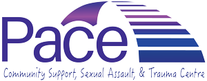Pace Community Support, Sexual Assault, & Trauma Centre logo