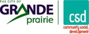 The City of Grande Prairie CSD logo